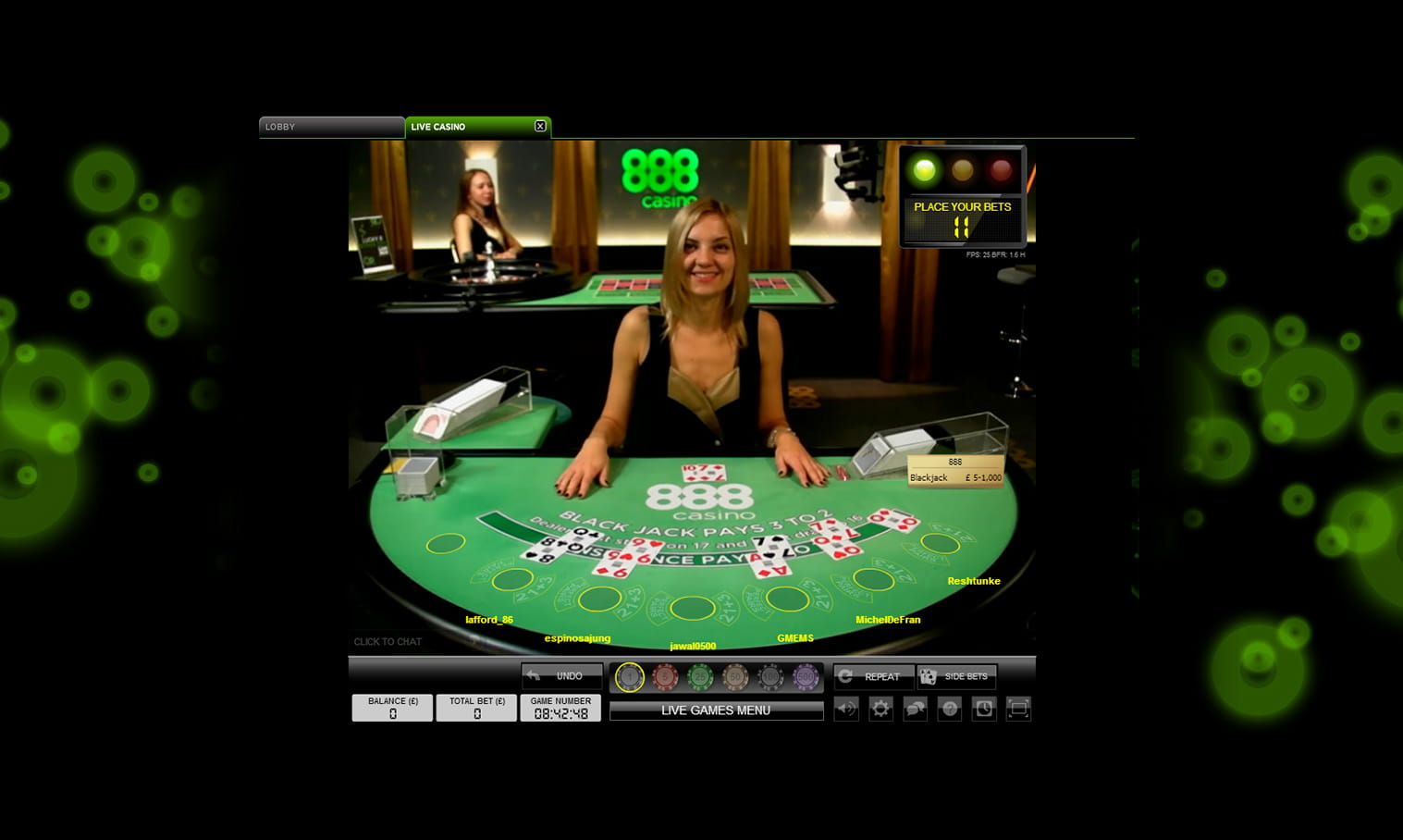 golden nugget online casino gaming