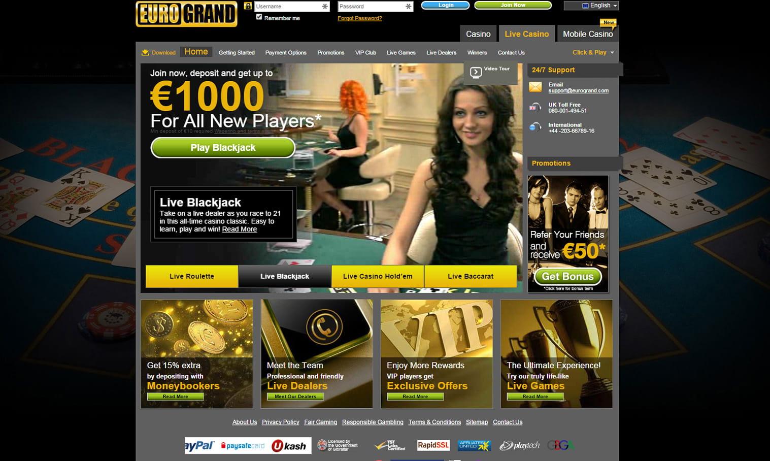 euro casino online q gaming