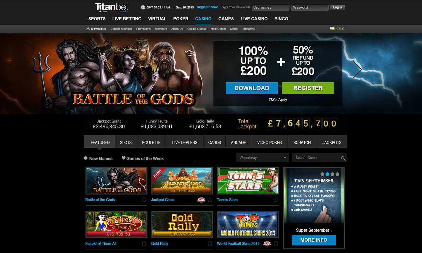 Top Rated Australian Online Casino Games