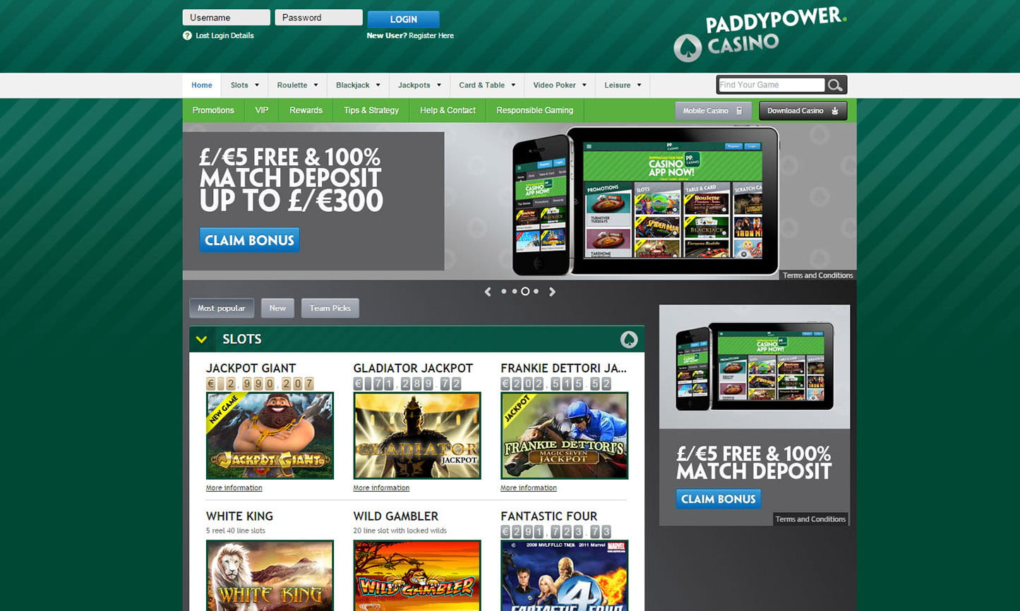 best online casinos ever