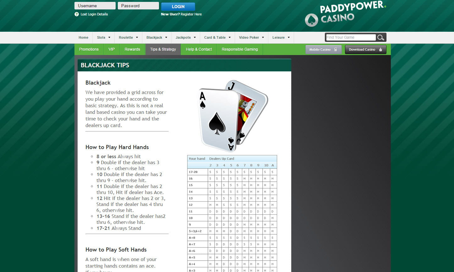 How to Play Blackjack Tips and Guidelines
