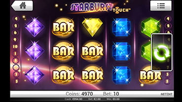 mobile online casino starburts