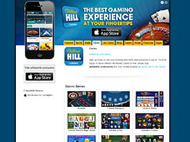 william hill games demo